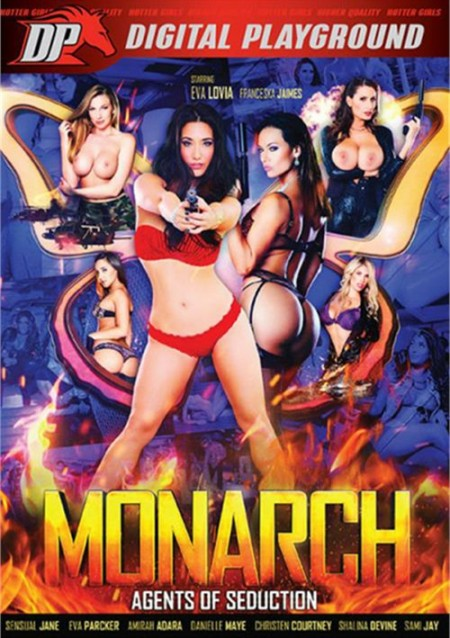 Monarch Agents Of Seduction XXX-[ฝรั่ง-INTER-EROTIC]-[20+]
