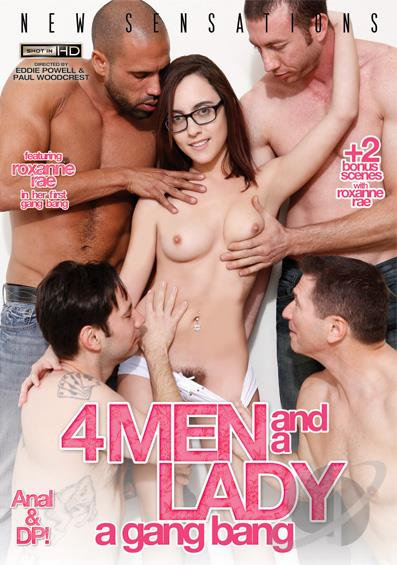 4 Men And A Lady XXX 2014-[ฝรั่ง-INTER-EROTIC]-[20+]