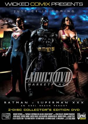 Batman v Superman Dawn of Justice XXX 2016-[ฝรั่ง-INTER-EROTIC]-[20+]