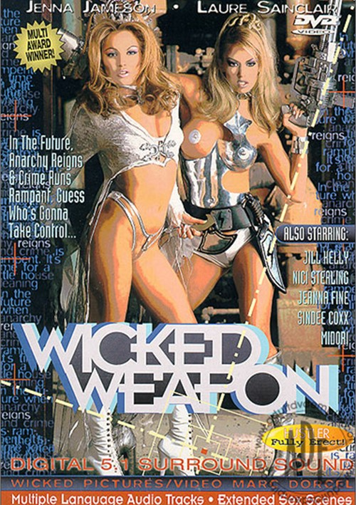 Wicked Weapon XXX 1997-[ฝรั่ง-INTER-EROTIC]-[20+]