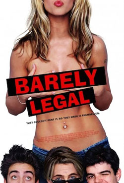 Barely Legal (2011)-[ฝรั่ง-INTER-EROTIC]-[20+]