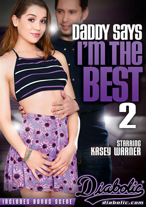 Daddy Says I'm The Best 2-[ฝรั่ง-INTER-EROTIC]-[20+]