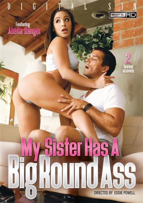 My Sister Has A Big Round Ass XXX-[ฝรั่ง-INTER-EROTIC]-[20+]