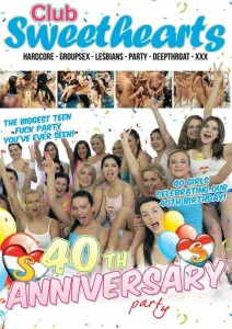 Club Sweethearts 40th Anniversary Party 2016-[ฝรั่ง-INTER-EROTIC]-[20+]