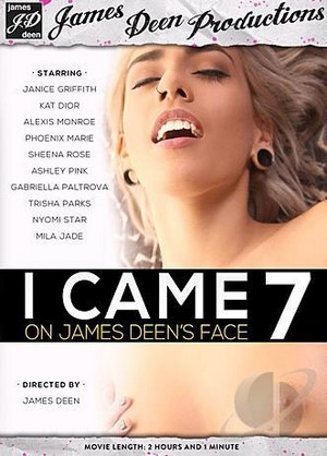 I Came On James Deen's Face 7 2016