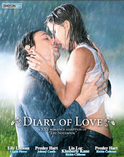 "Diary Of Love – A XXX Romance Adaption Of ""The Notebook"" ดูหนังโป๊ฝรั่ง-Inter Adult Movie XXX [20+]"